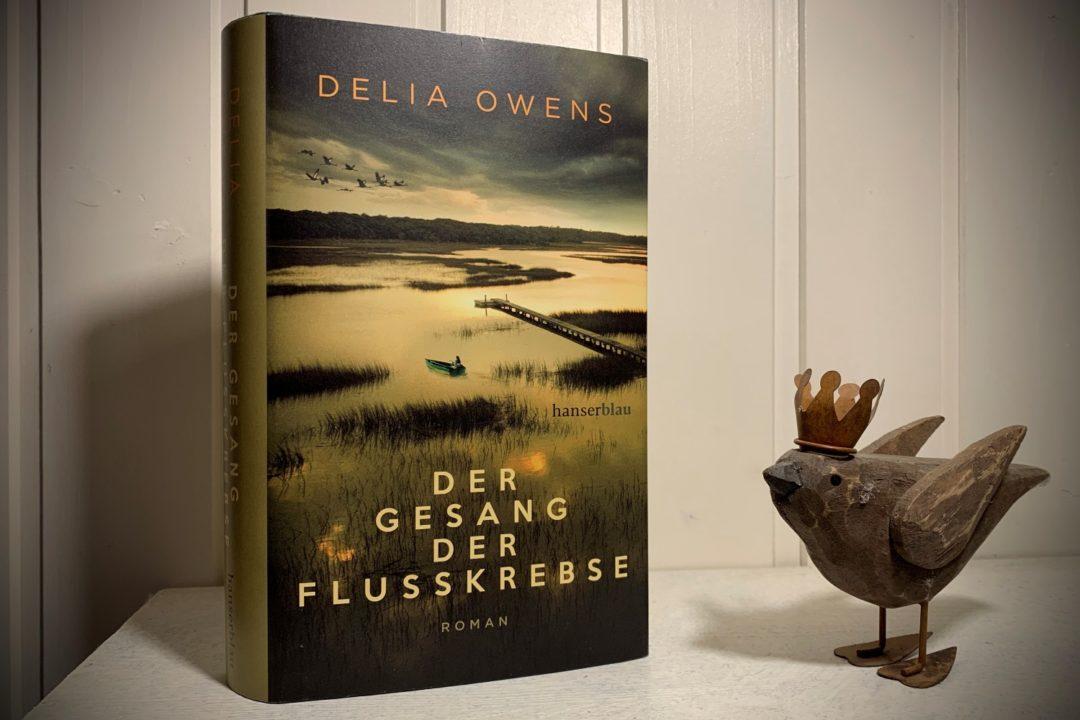 Buchcover Gesang Flusskrebse Owens